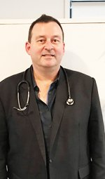 Dr Peter Woodward | East Care Urgent Care Professionals