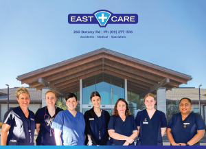 East Care Team Situations Vacant