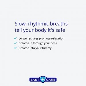 Relaxation Exercise: breathing tips